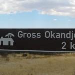 Das offizielle Schild