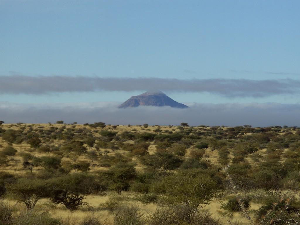 Der Kranzberg im Erongo