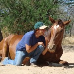 Reamon und Heike - die Farmerin