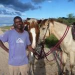Hans - auch schon mal Pferde