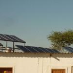 Unsere Solarpaneelen