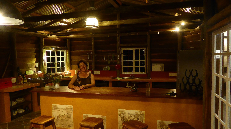 Nur für den Winter? | Willkommen auf Gross-Okandjou