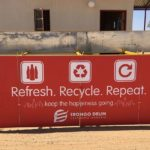 Recycling in Omaruru