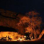 In der Höhle der Buschmänner