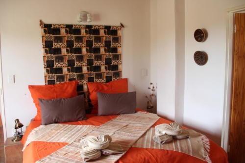 Schlafzimmer Bungalow